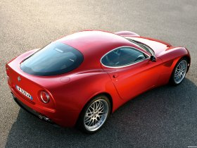 Ver foto 2 de Alfa Romeo 8C Competizione Prototype 2006