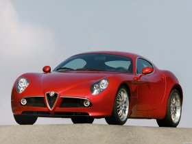 Ver foto 12 de Alfa Romeo 8C Competizione Prototype 2006
