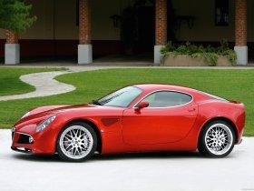 Ver foto 7 de Alfa Romeo 8C Competizione Prototype 2006