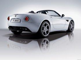 Ver foto 7 de Alfa Romeo 8C Spider 2008