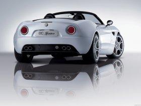 Ver foto 6 de Alfa Romeo 8C Spider 2008