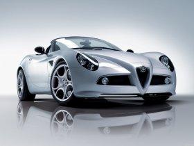 Ver foto 5 de Alfa Romeo 8C Spider 2008