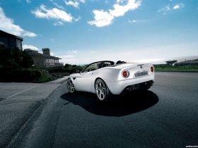 Ver foto 4 de Alfa Romeo 8C Spider 2008
