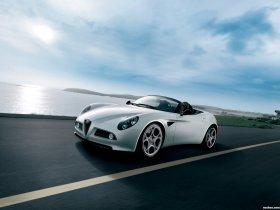 Ver foto 3 de Alfa Romeo 8C Spider 2008