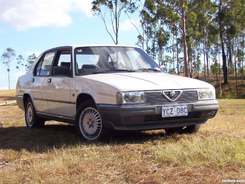 Foto 0 de Alfa Romeo 90 2.5 V6 1984