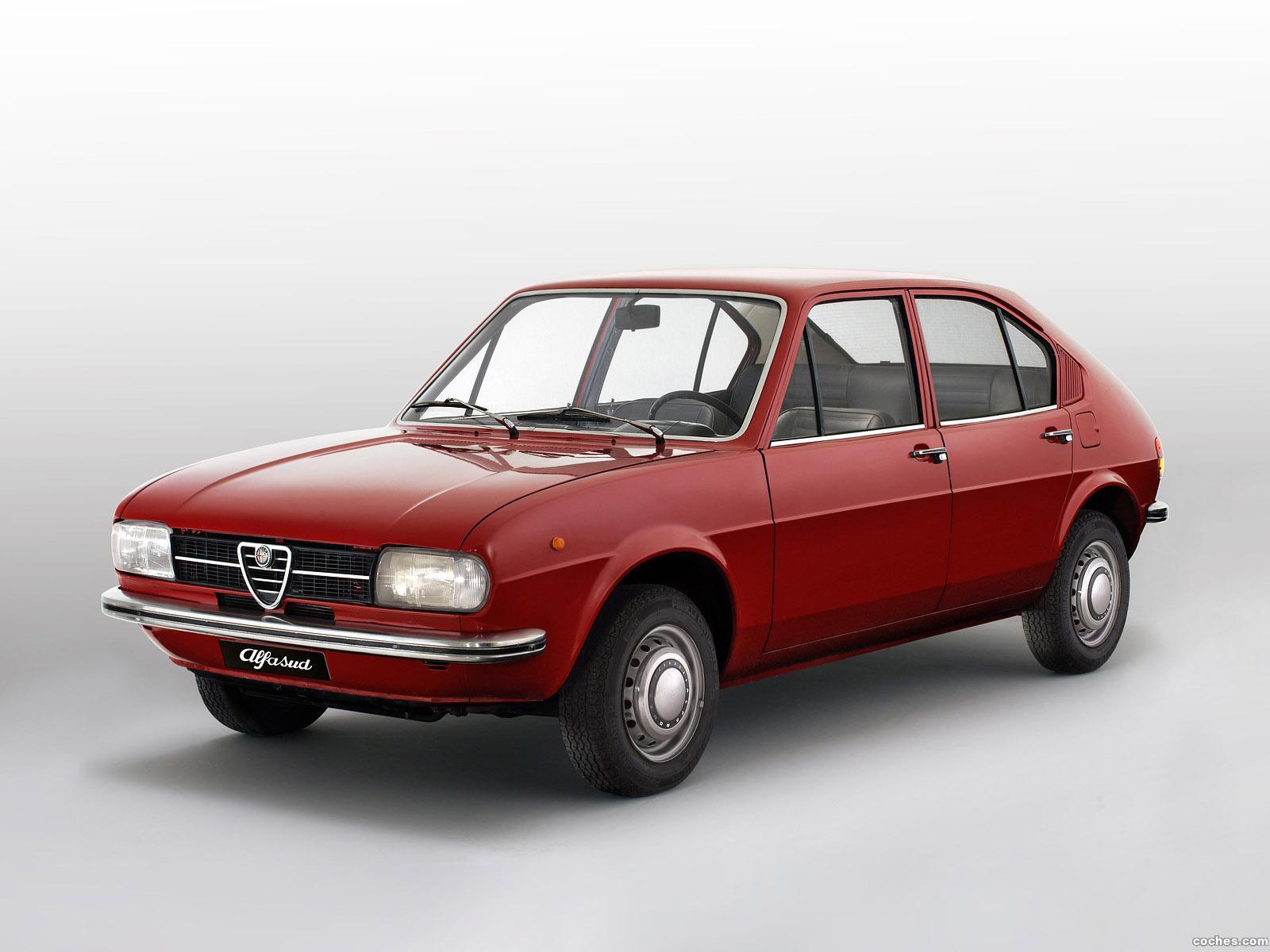 Foto 0 de Alfa Romeo Alfasud 1971