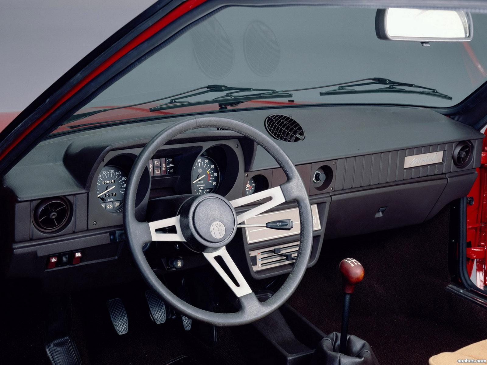 Foto 4 de Alfa Romeo Alfasud Sprint 1976