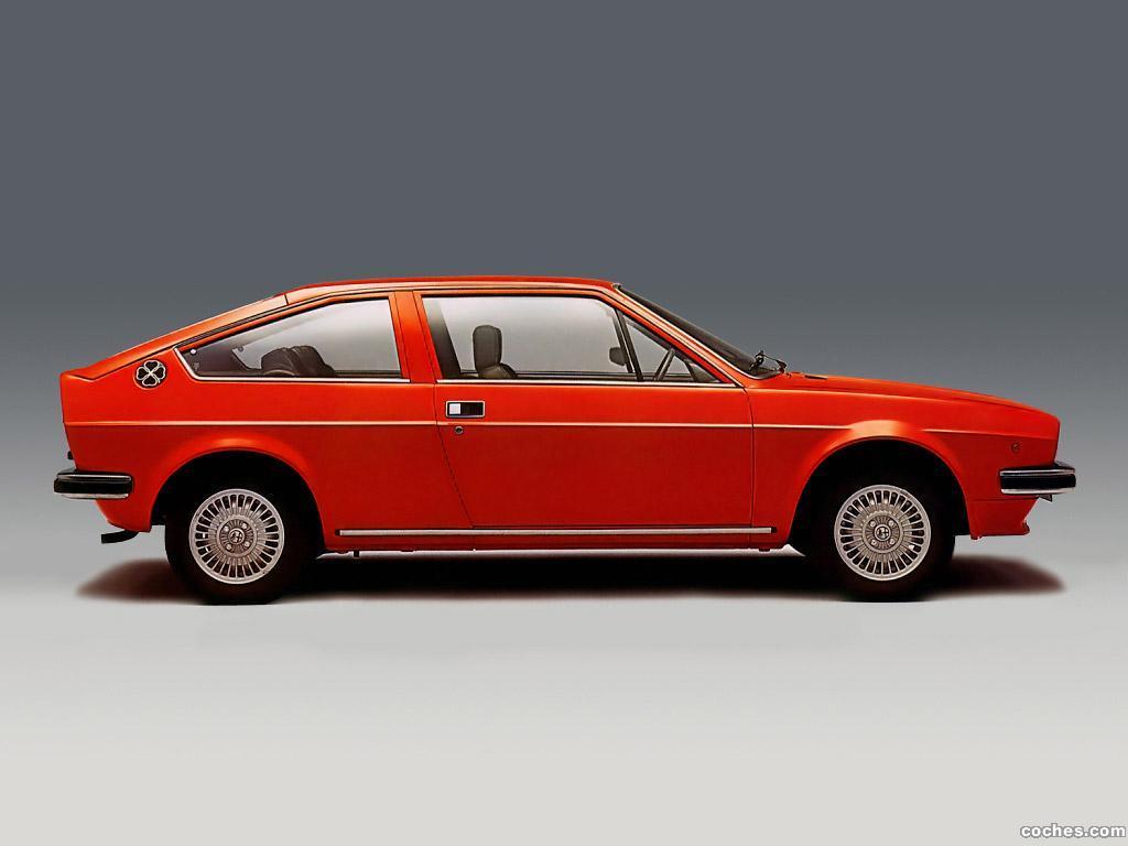 Foto 1 de Alfa Romeo Alfasud Sprint 1976