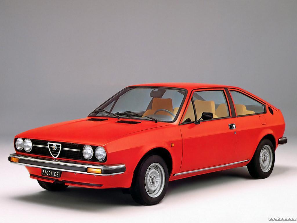 Foto 0 de Alfa Romeo Alfasud Sprint 1976