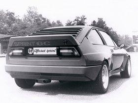 Ver foto 2 de Alfasud Sprint 6C Prototyp 1982