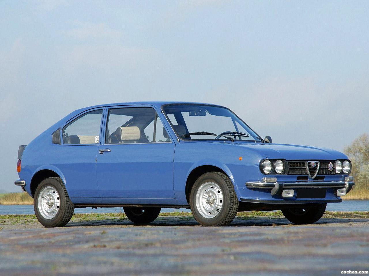 Foto 0 de Alfa Romeo Alfasud Ti 1973