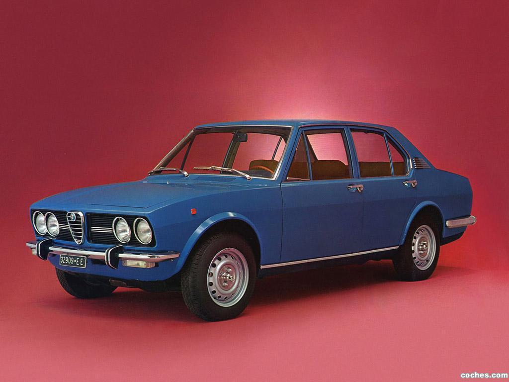 Foto 0 de Alfa Romeo Alfetta 1972