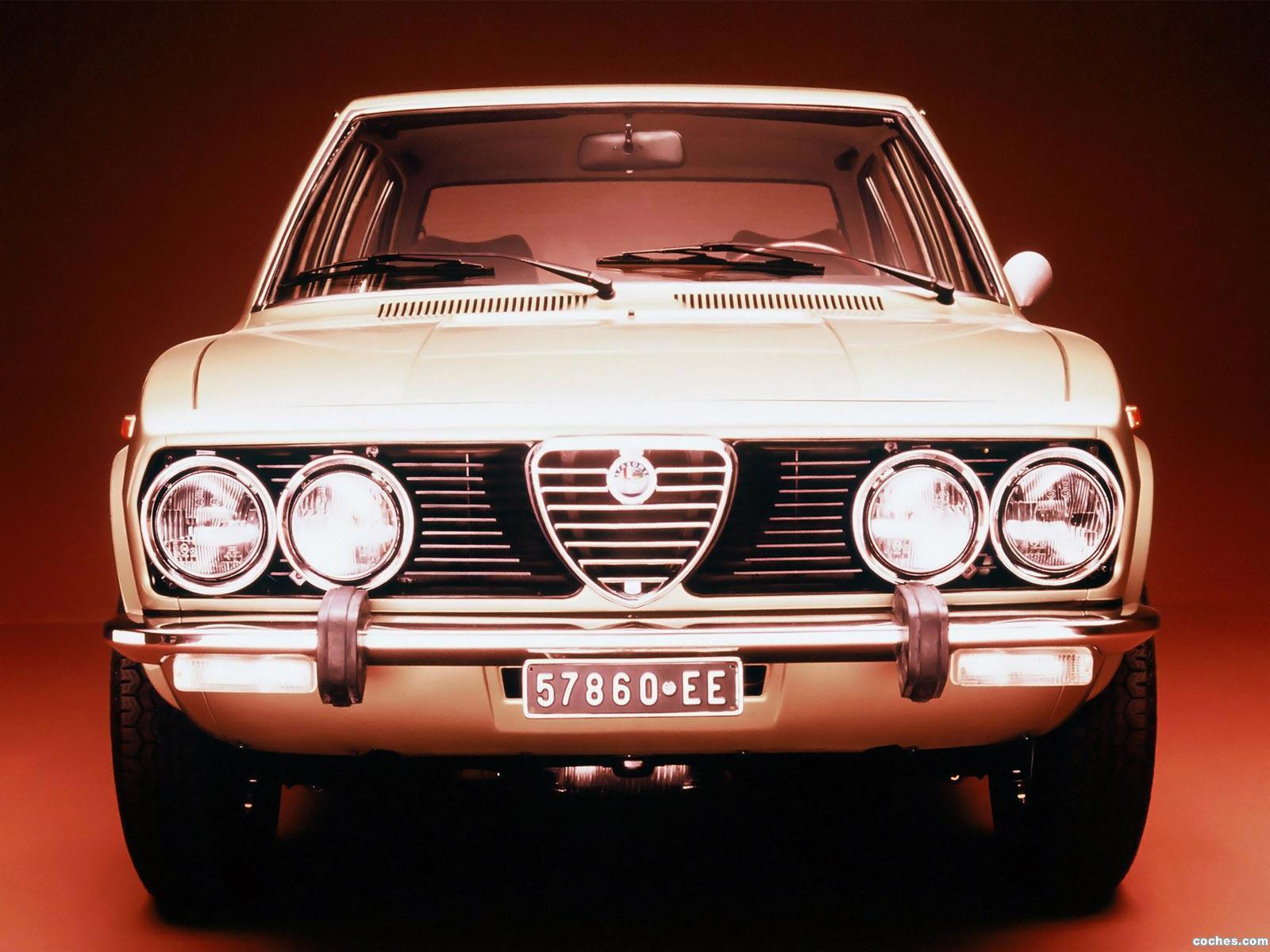 Foto 2 de Alfa Romeo Alfetta 1976