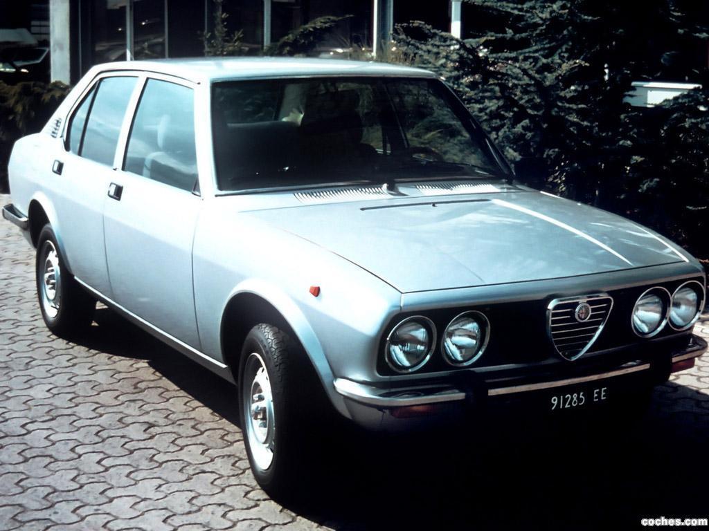 Foto 0 de Alfa Romeo Alfetta 1976