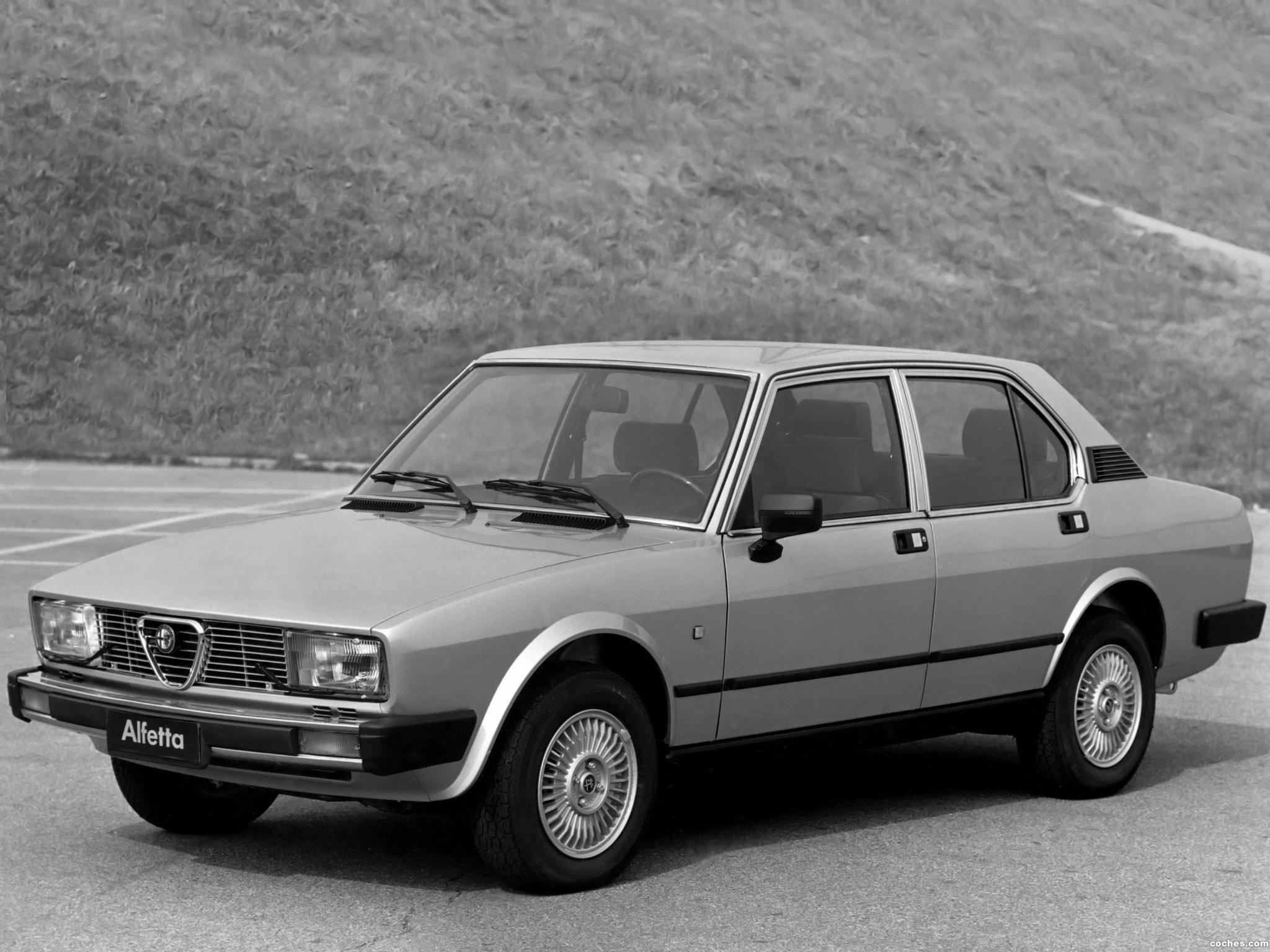 Foto 0 de Alfetta 2.0i Cem 1983