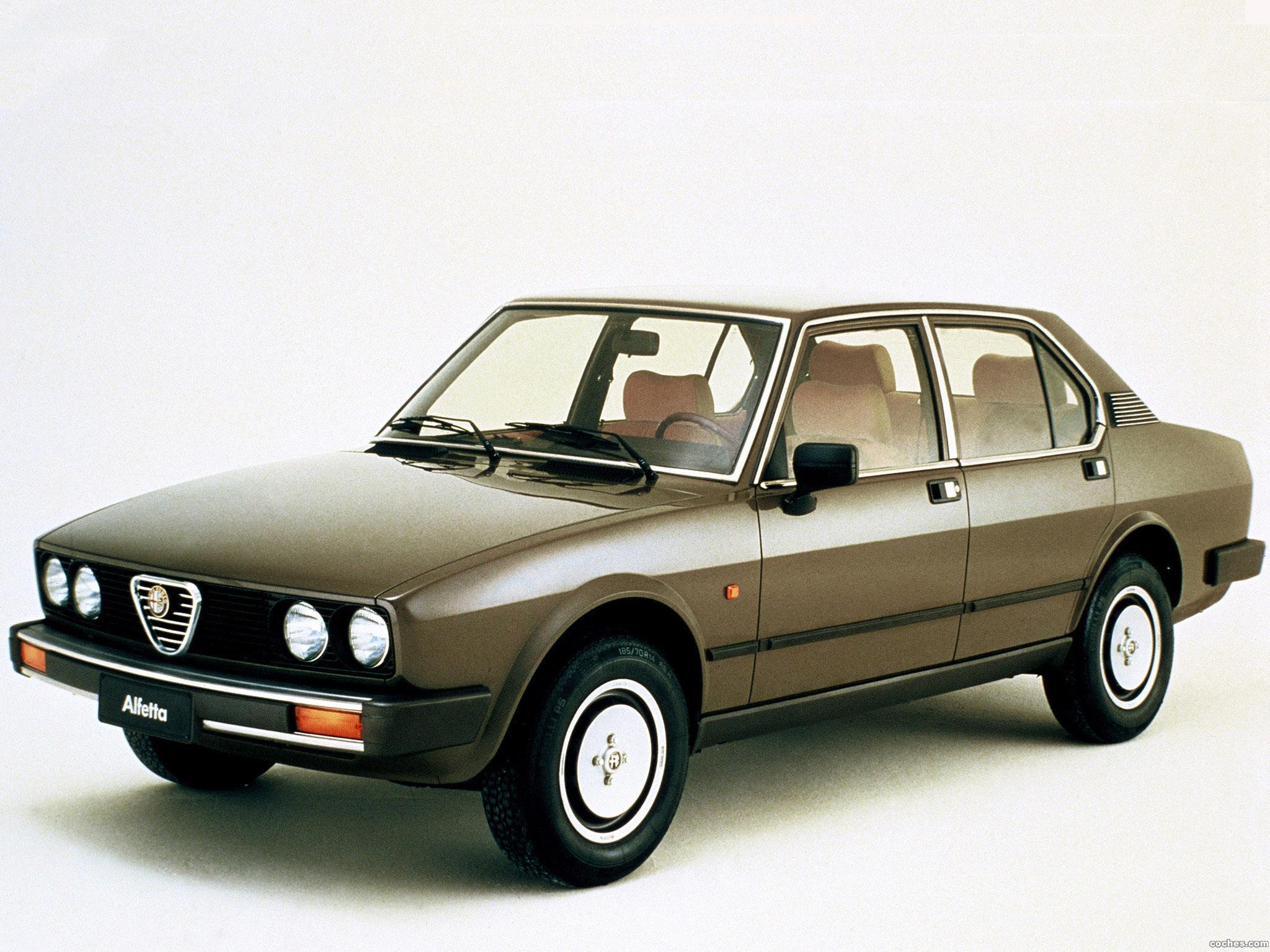 Foto 0 de Alfetta 2.0i Quadrifoglio Oro 1982