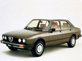 Ver foto 1 de Alfetta 2.0i Quadrifoglio Oro 1982