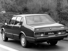 Ver foto 2 de Alfetta 2.0i Quadrifoglio Oro 1983