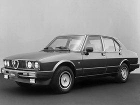 Ver foto 1 de Alfetta 2.0i Quadrifoglio Oro 1983