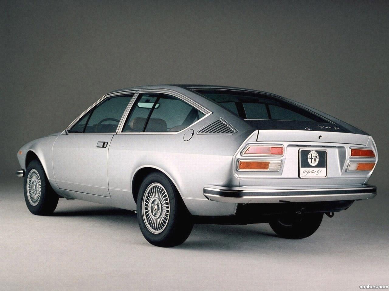 Foto 4 de Alfetta GT 1974
