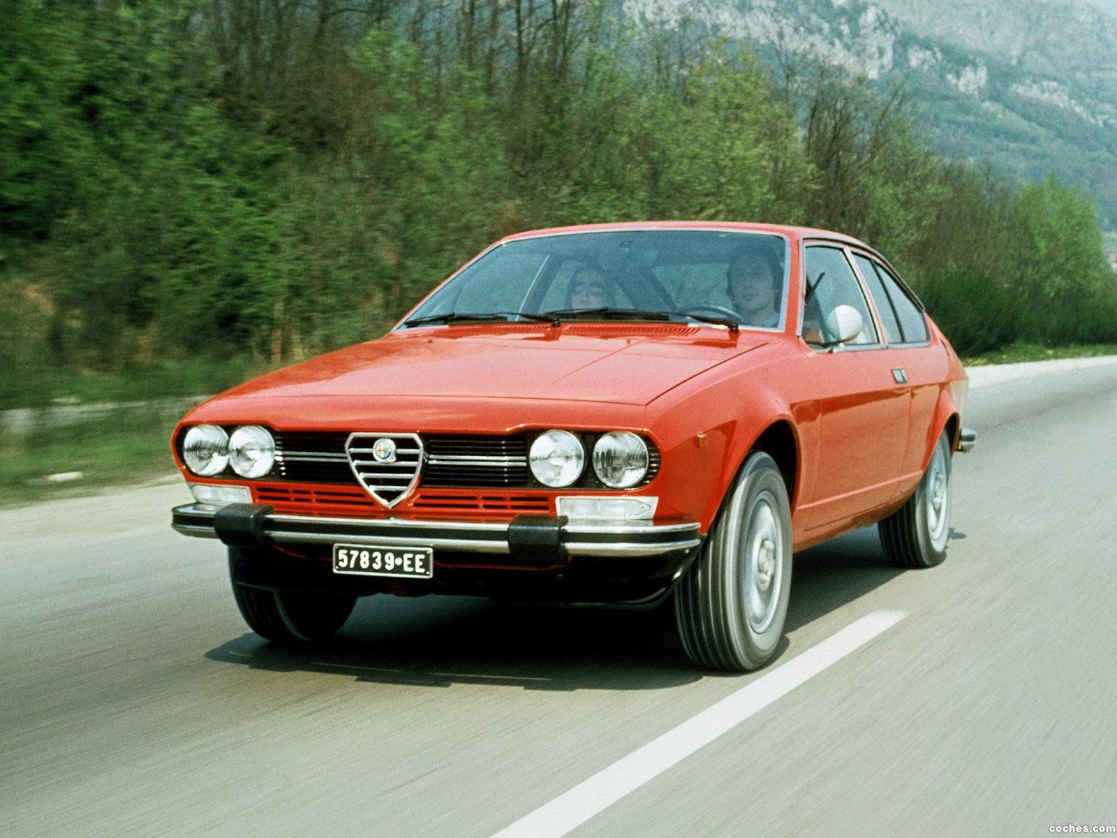 Galería de Alfa Romeo alfetta