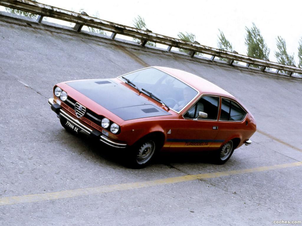 Foto 0 de Alfetta GTV 2000 Turbodelta 1979