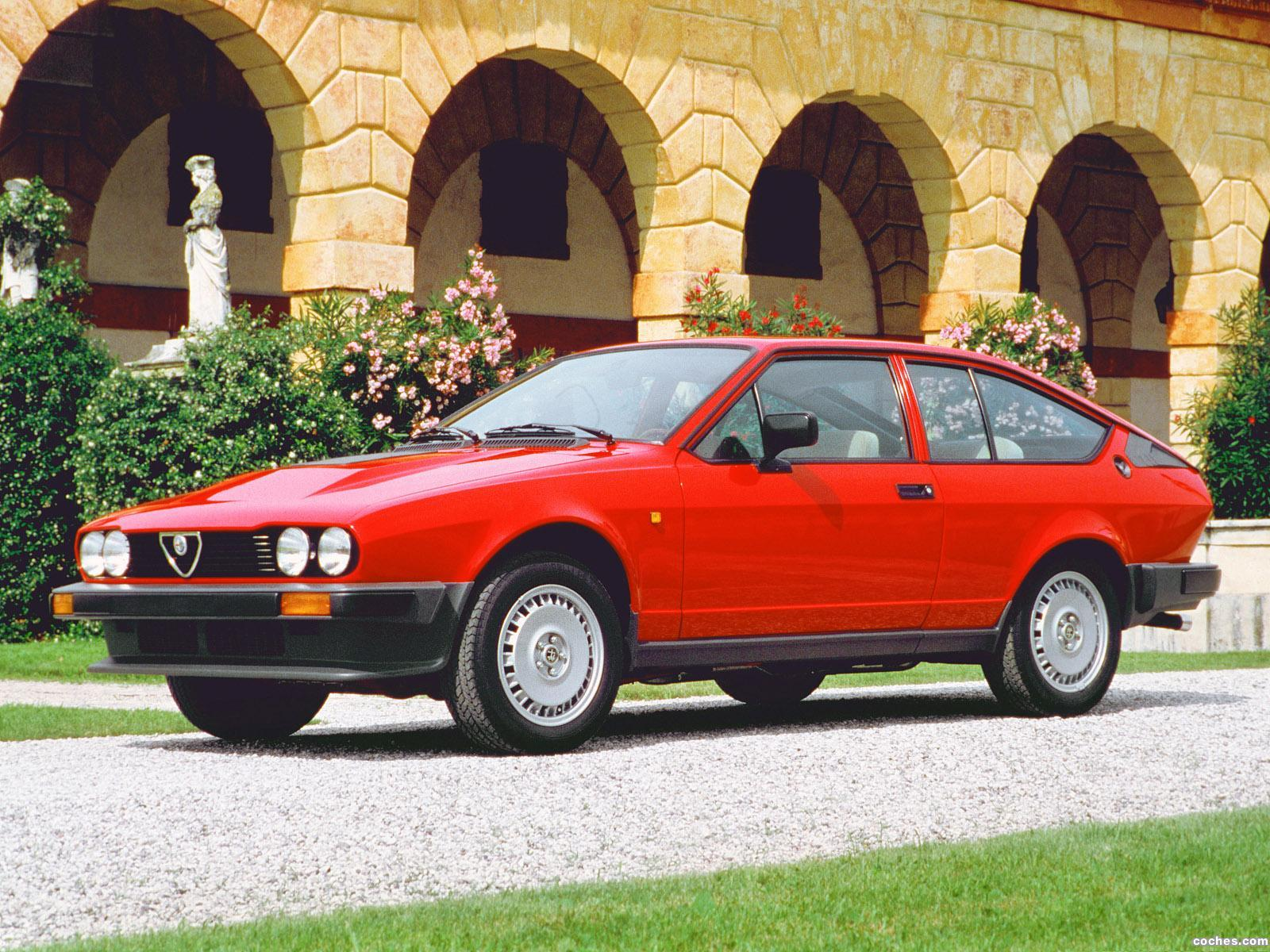 Foto 0 de Alfetta GTV6 1980