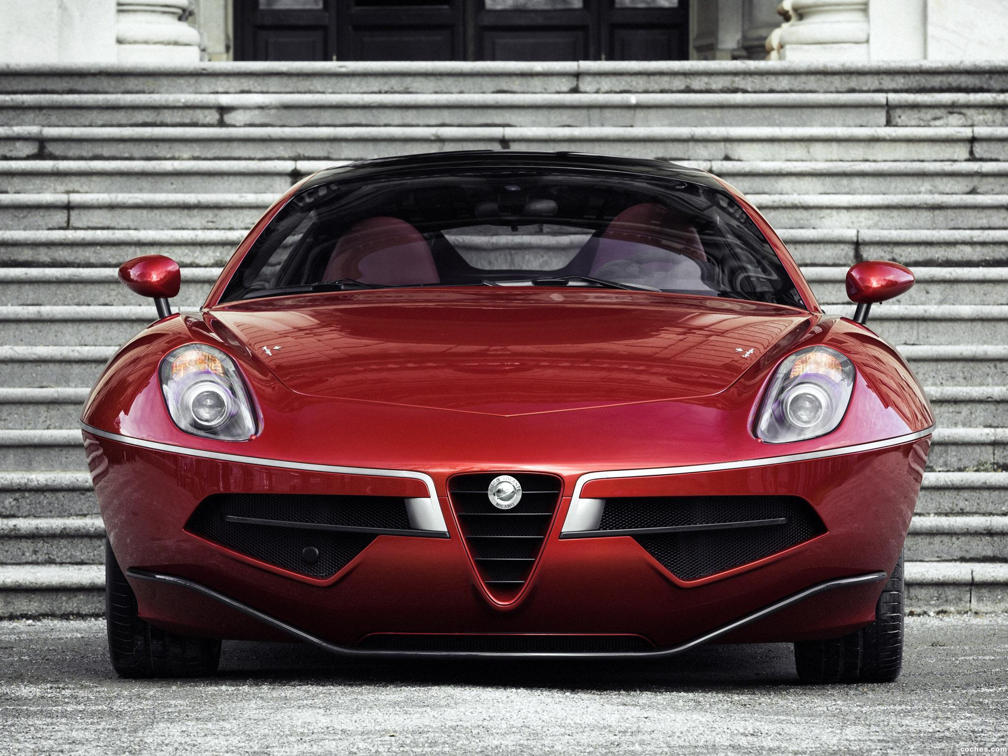 Foto 0 de Alfa Romeo Disco Volante 2013