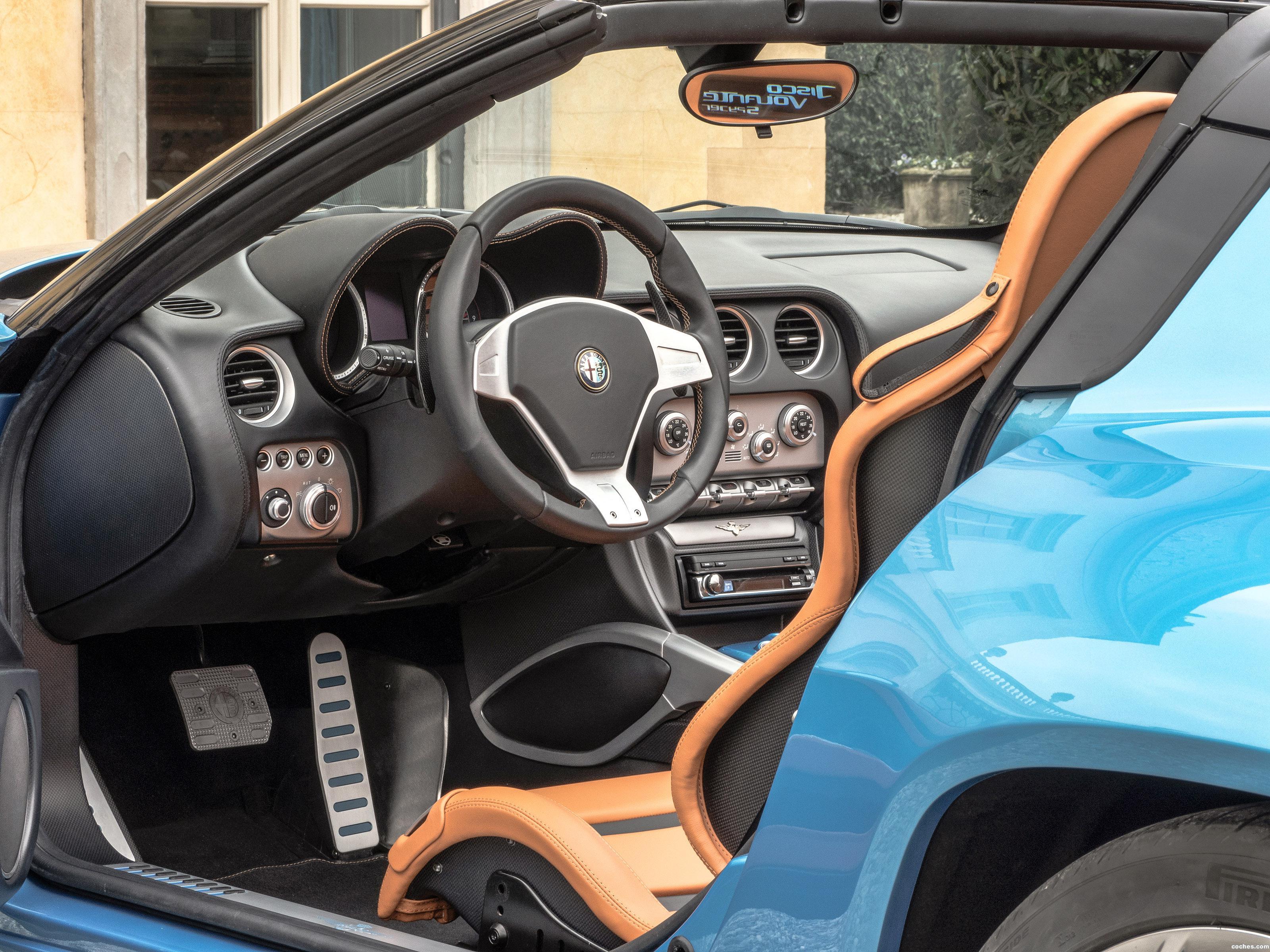 Foto 19 de Alfa Romeo Disco Volante Spyder 2016
