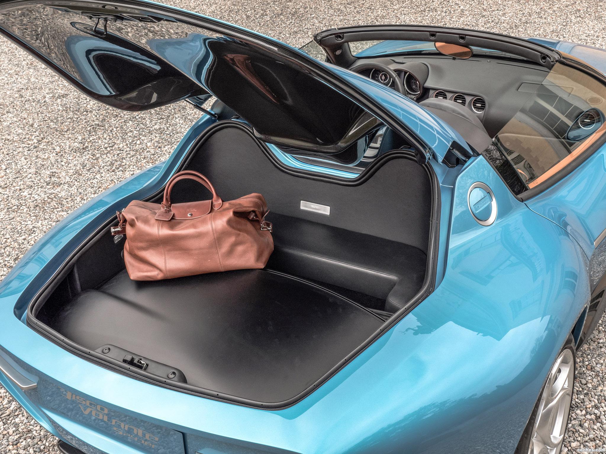 Foto 16 de Alfa Romeo Disco Volante Spyder 2016