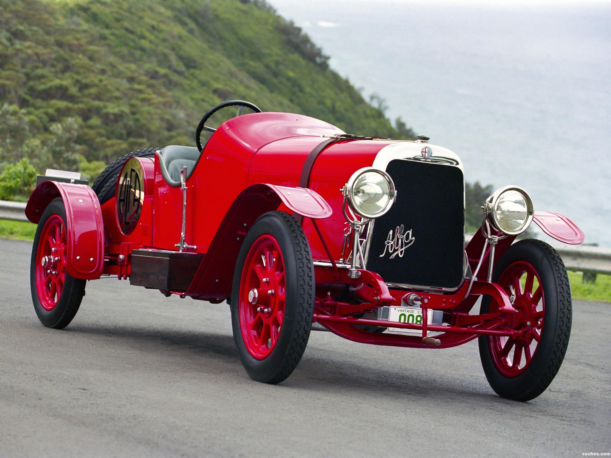 Foto 0 de Alfa Romeo G1 1921