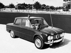 Ver foto 5 de Alfa Romeo Giulia 1600 Super Polizia 1966
