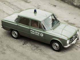Ver foto 2 de Alfa Romeo Giulia 1600 Super Polizia 1966