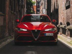 Ver foto 13 de Alfa Romeo Giulia Quadrifoglio 952 Australia 2017