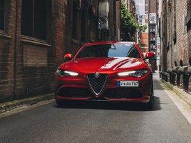 Ver foto 11 de Alfa Romeo Giulia Quadrifoglio 952 Australia 2017