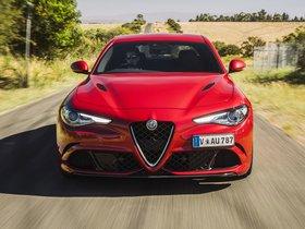 Ver foto 8 de Alfa Romeo Giulia Quadrifoglio 952 Australia 2017