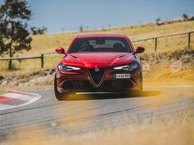 Ver foto 7 de Alfa Romeo Giulia Quadrifoglio 952 Australia 2017