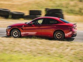 Ver foto 5 de Alfa Romeo Giulia Quadrifoglio 952 Australia 2017