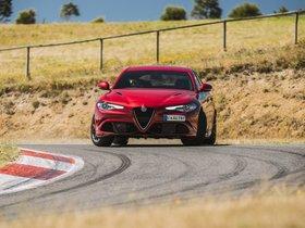 Ver foto 4 de Alfa Romeo Giulia Quadrifoglio 952 Australia 2017