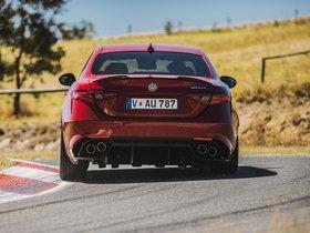 Ver foto 3 de Alfa Romeo Giulia Quadrifoglio 952 Australia 2017