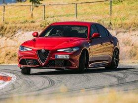 Ver foto 2 de Alfa Romeo Giulia Quadrifoglio 952 Australia 2017