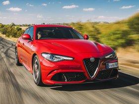 Ver foto 17 de Alfa Romeo Giulia Quadrifoglio 952 Australia 2017