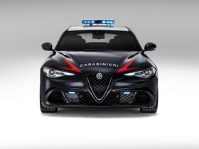 Ver foto 2 de Alfa Romeo Giulia Quadrifoglio Verde Carabinieri 2016