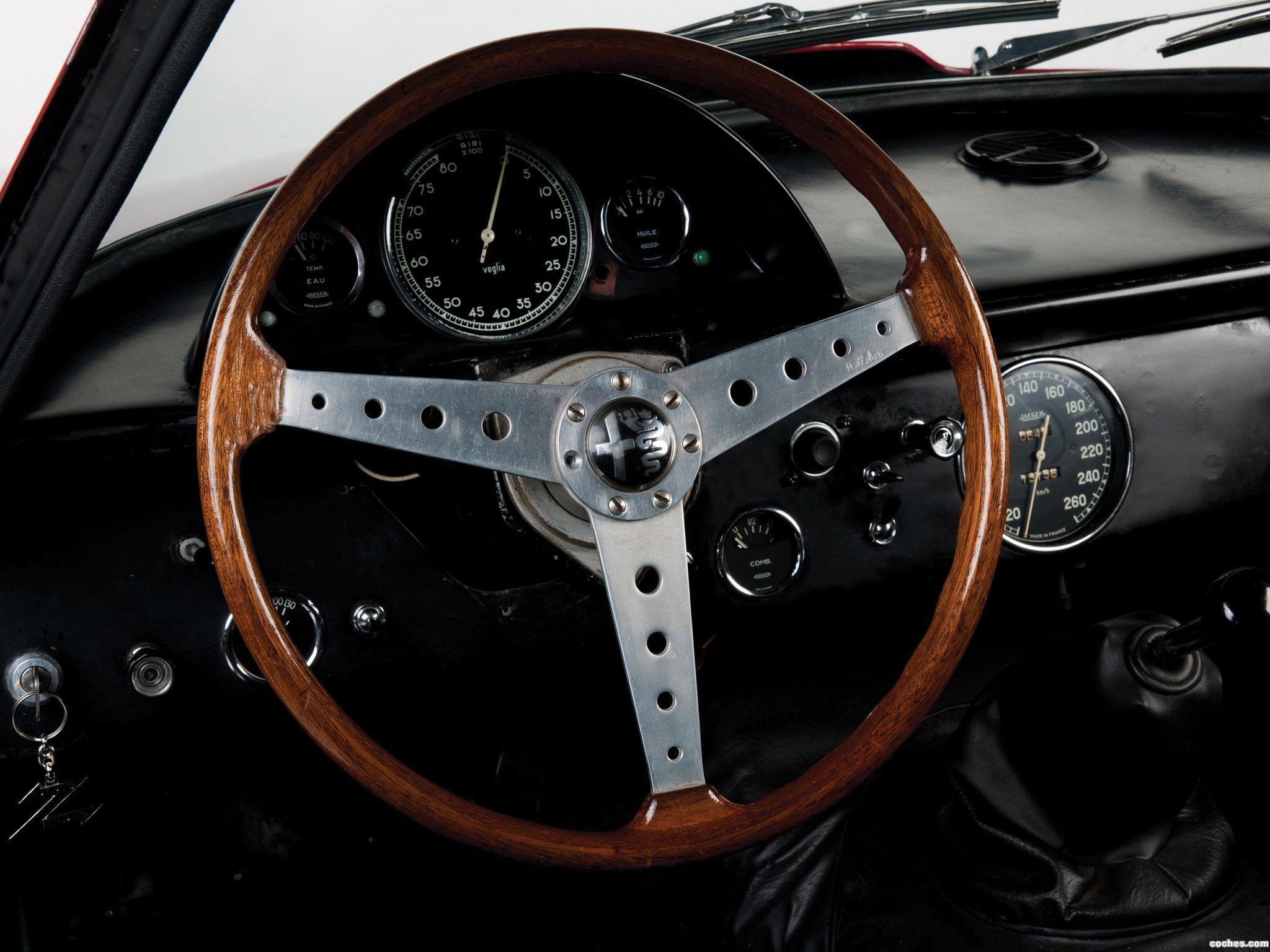 Foto 14 de Alfa Romeo Giulia TZ Coupe Le-Mans 1964