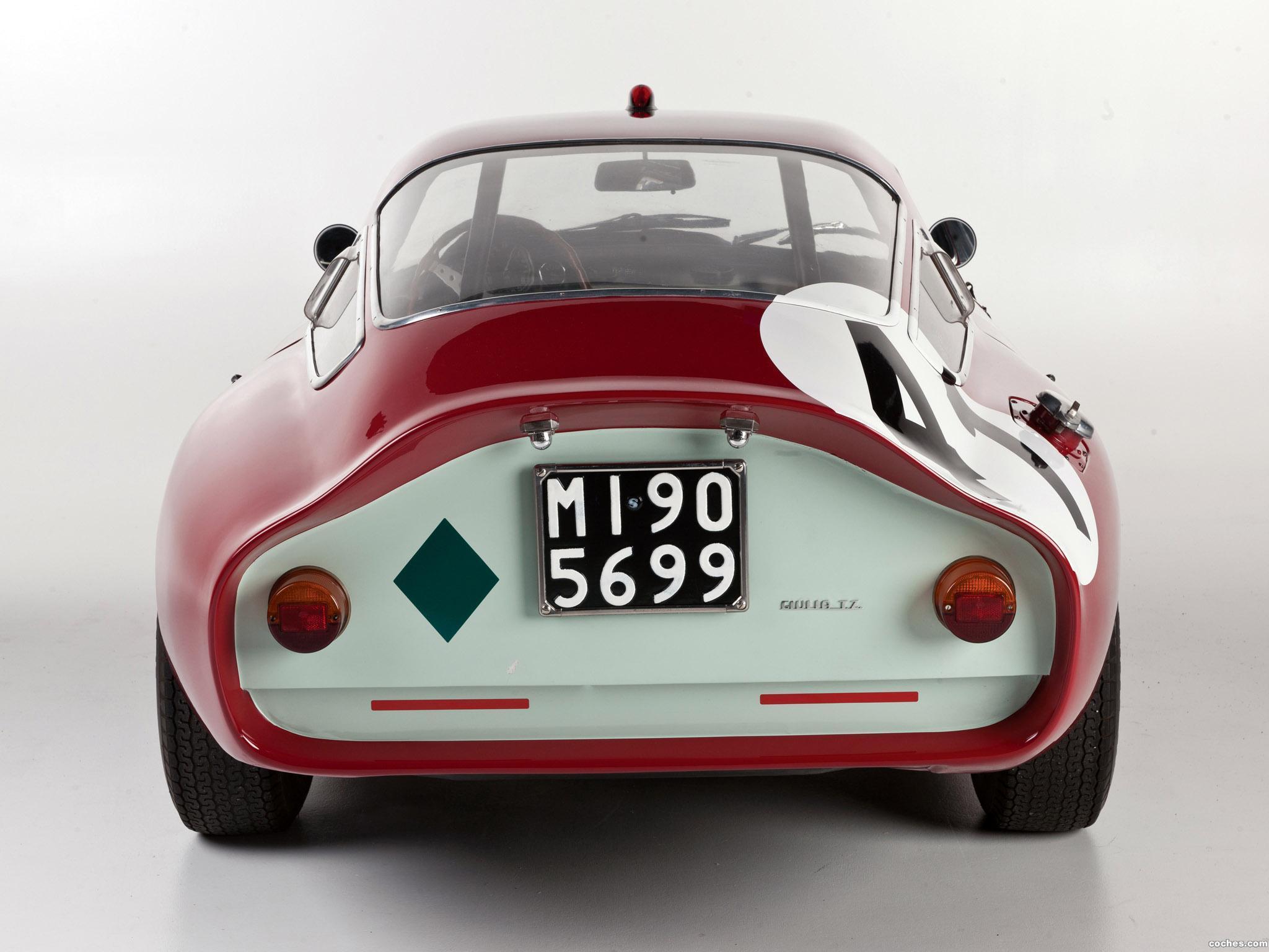 Foto 5 de Alfa Romeo Giulia TZ Coupe Le-Mans 1964