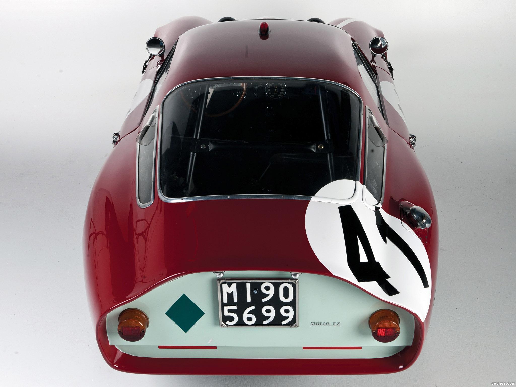Foto 3 de Alfa Romeo Giulia TZ Coupe Le-Mans 1964