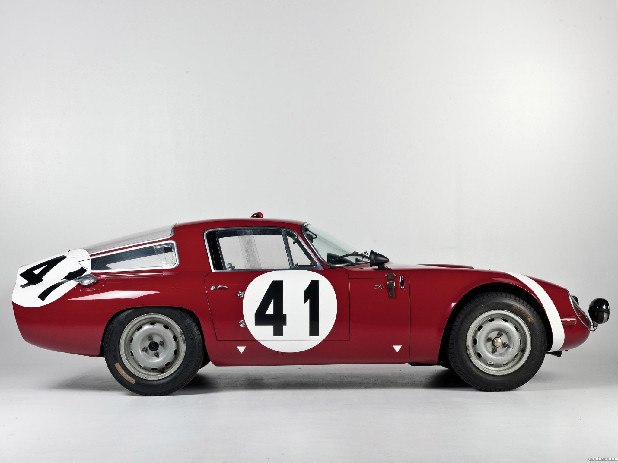Foto 2 de Alfa Romeo Giulia TZ Coupe Le-Mans 1964