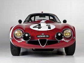 Ver foto 5 de Alfa Romeo Giulia TZ Coupe Le-Mans 1964