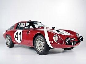 Ver foto 2 de Alfa Romeo Giulia TZ Coupe Le-Mans 1964