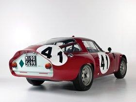 Ver foto 13 de Alfa Romeo Giulia TZ Coupe Le-Mans 1964